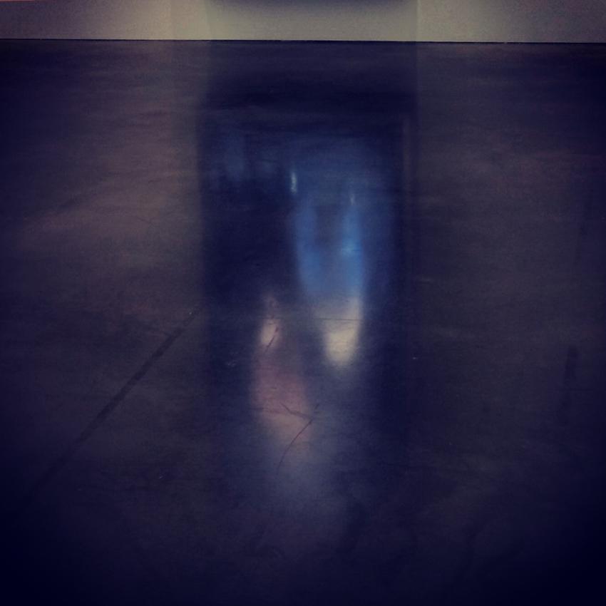 Reflecting Wall #7