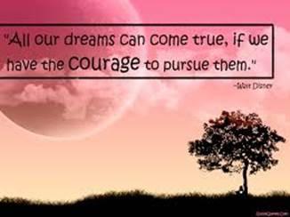 Monday Motivation - Flex Your Courage Muscle