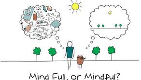 Monday Motivation: Mind Full or Mindful?