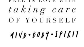 Hello Friday: Choose Self-Care Every Day