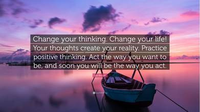 Hello Friday - Change Your Thinking, Change Your Life!