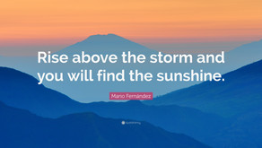 Hello Friday: Rise Above the Storm