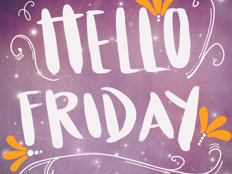 Hello Friday - August 3, 2018