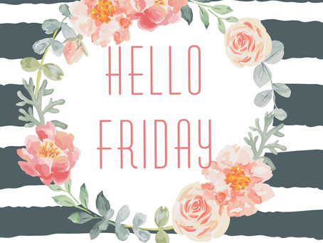 Hello Friday - July 20, 2018