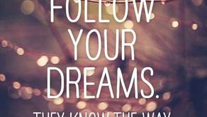 Monday Motivation: Live Your Dream