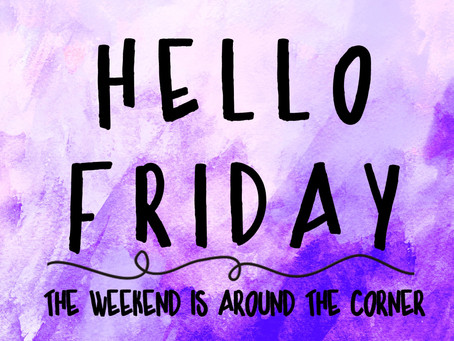 Hello Friday: Dreams are Illustrations Your Soul is Writing About You