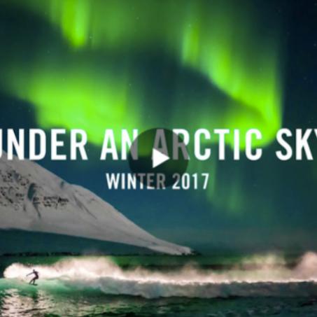 UNDER AN ARCTIC SKY / German Premiere