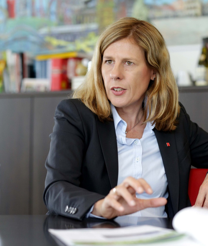 Irene Schulz IG Metall Betriebsrat Seminar