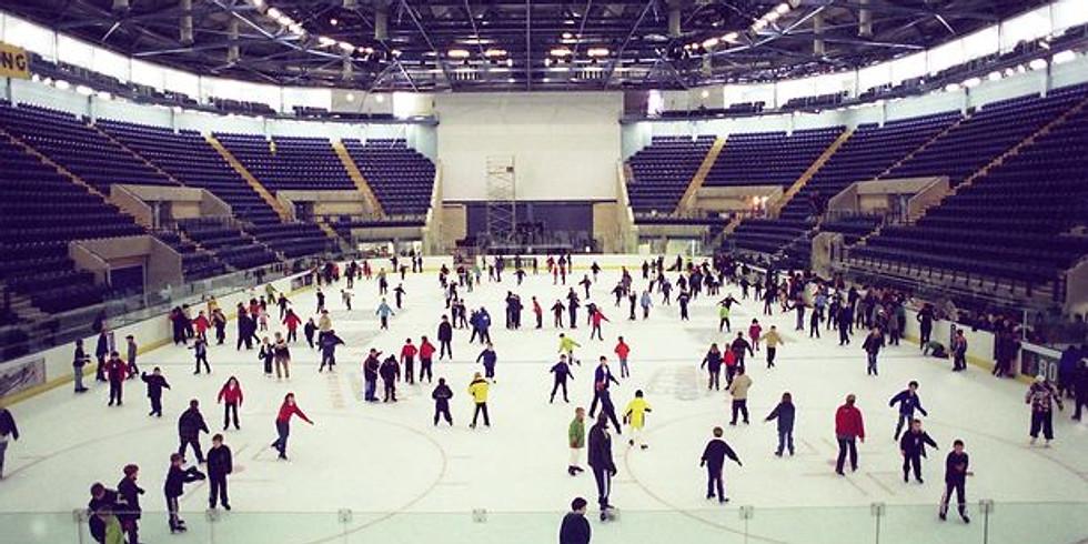 Christmas Songs at The Nottingham Ice Stadium