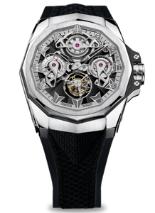 Admiral AC-One 45 OpenWorked Tourbillon Titanium