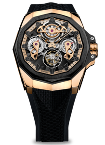 Admiral AC-One 45 Openworked Tourbillon Rose Gold