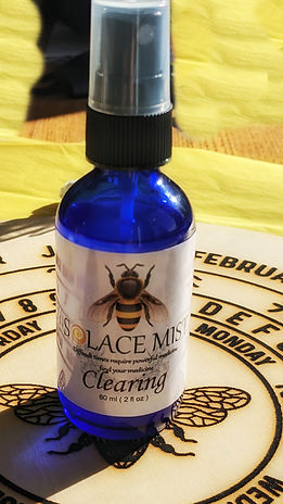 Clearing Solace Mist - Created by Michelle Diederich Used Worldwide