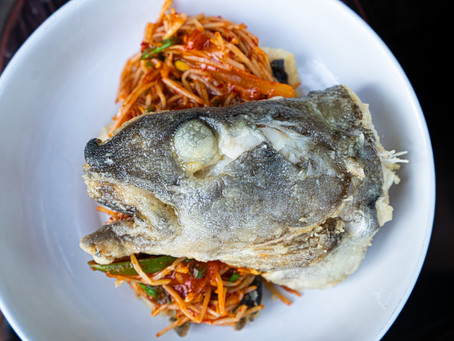 Why You Should Eat Fish Heads (and How to Make Yours Too!)