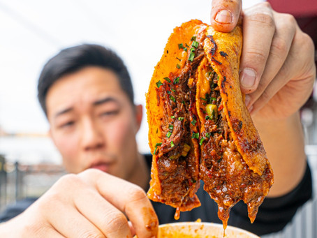 Finally found Birria Tacos in DC!