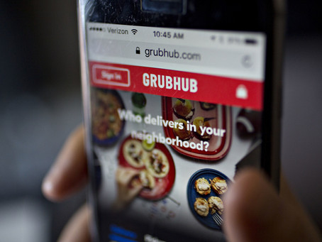 Why You Shouldn't be Ordering from Grubhub or Uber Eats
