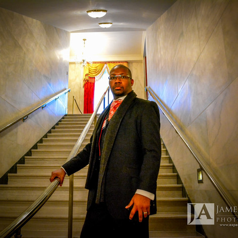 James Andrews White House.jpg
