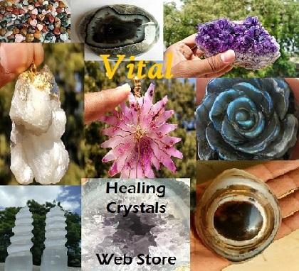 Vital Healing Crystals