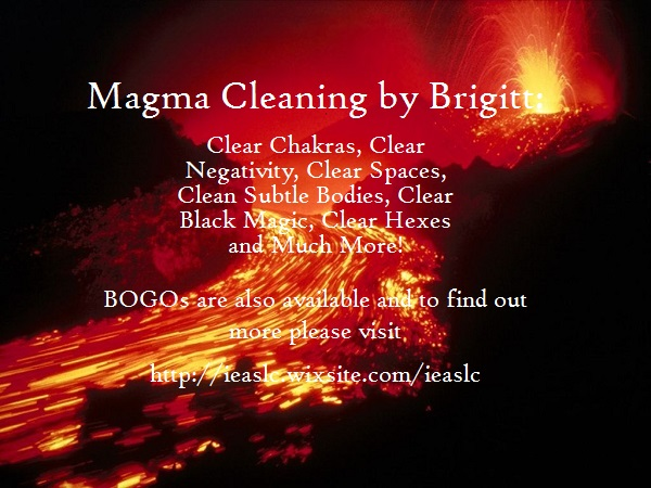Magma Cleansing3