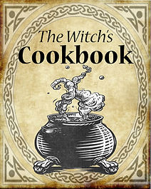 Download Witch's Cookbook here