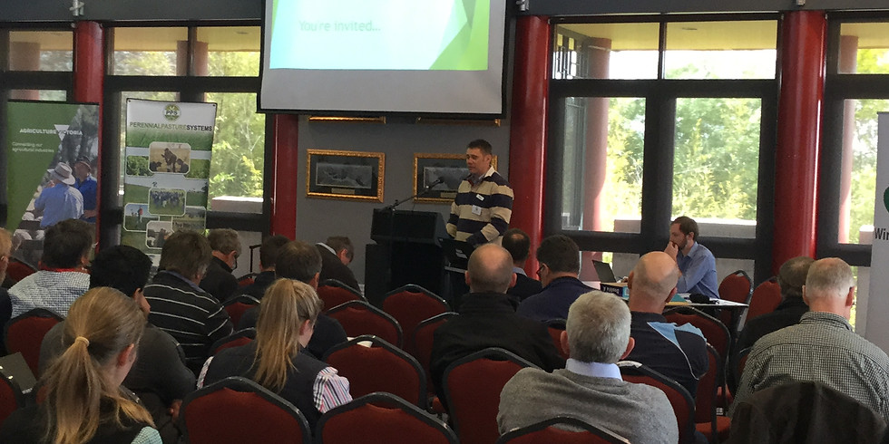 PPS 12th Annual Conference - Fine tuning the farm business