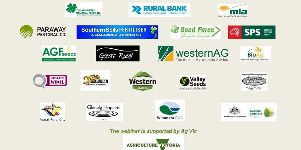 Webinar: Market Report; Wool, Sheep and Grains