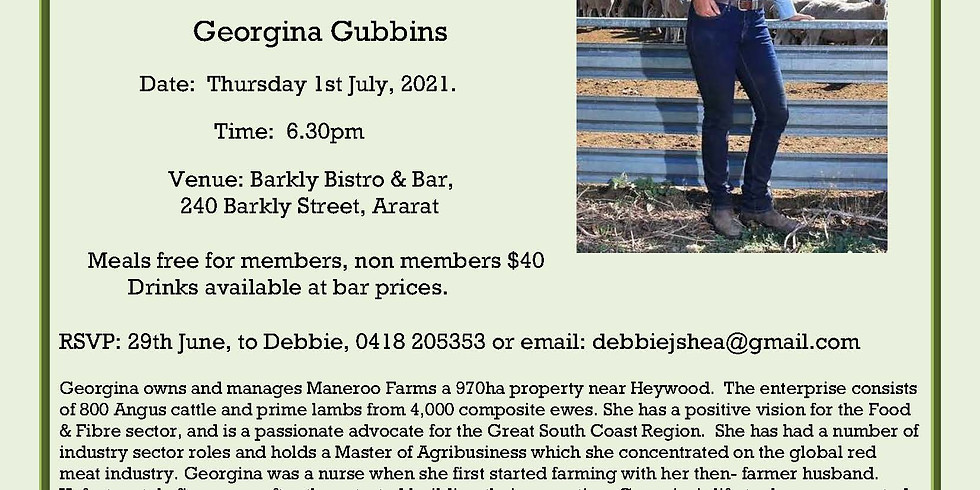"Girls & Grass ""Xmas in July"" ladies social evening"