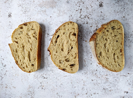 Sourdough September...lessons learnt with Well+Life+Tribe's Deena...