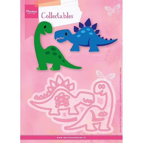 Marianne Design Collectables  Stanzschablone Eline's Dinosaurier