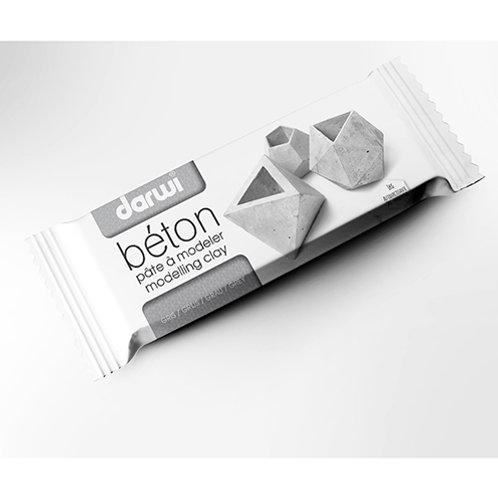 Darwi Beton, 190 x 85 x 30 mm, 1000 g, grau