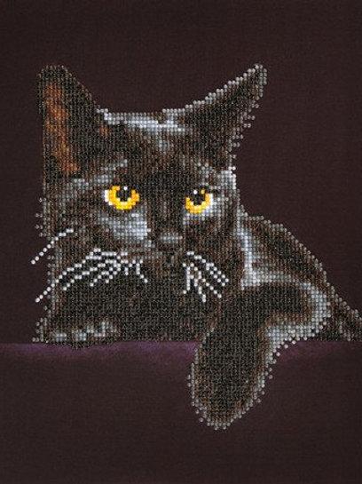 DIAMOND DOTZ Midnight Cat 27,9x35,5cm
