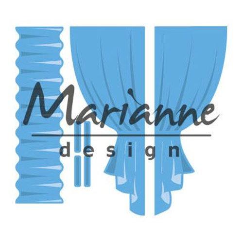 Marianne Design Creatables Stanzschablone Vorhang