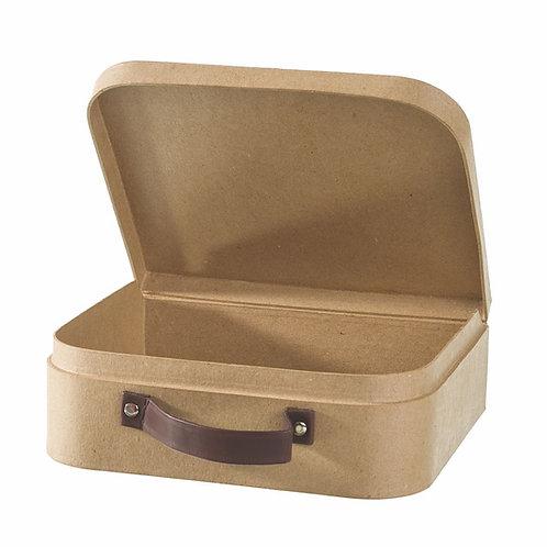 Box Koffer, 25 x 21,5 x 8 cm