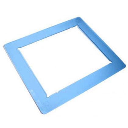 Schablone 14.3x16.8cm   für Grundplatte