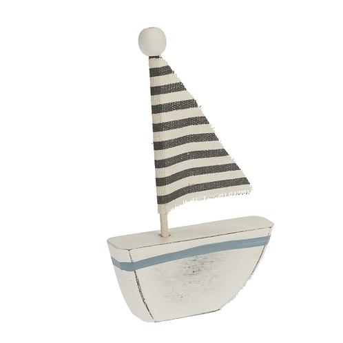 Segelschiff 9x2x16cm