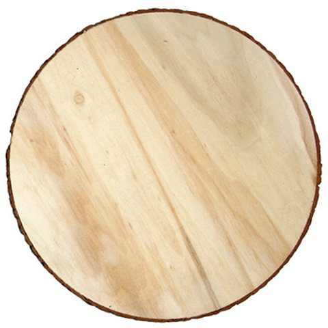 Holzscheibe D25cm