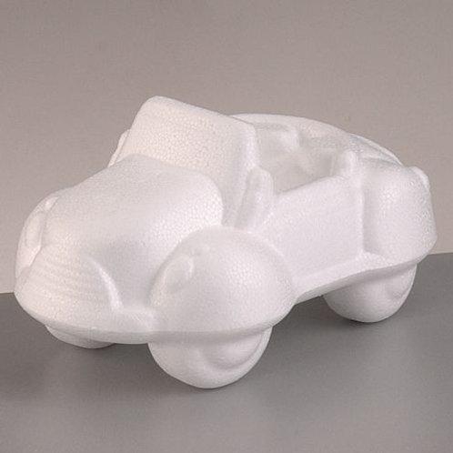 Styroporform, Auto, 17 x 11 cm
