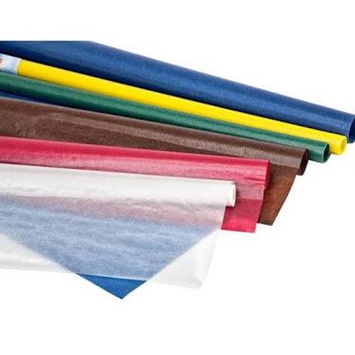 Transparentpapier, 1 Rolle 50x70cm