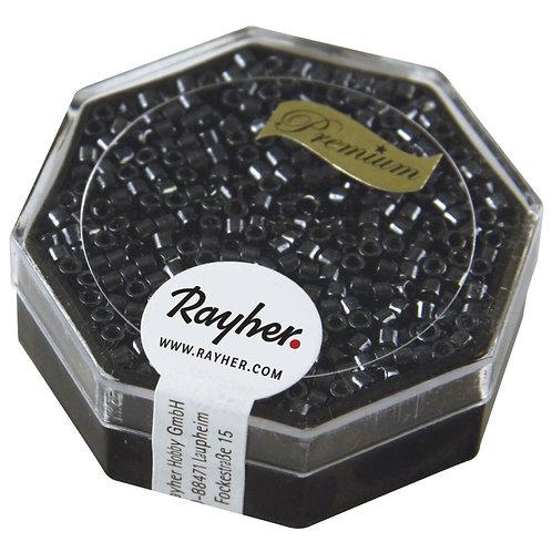 Delica Rocailles, 2.2mm ø, metallic, Dose 4g