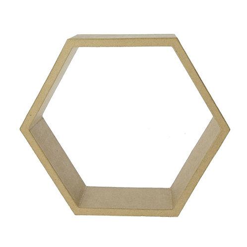 Rahmen Sechseck