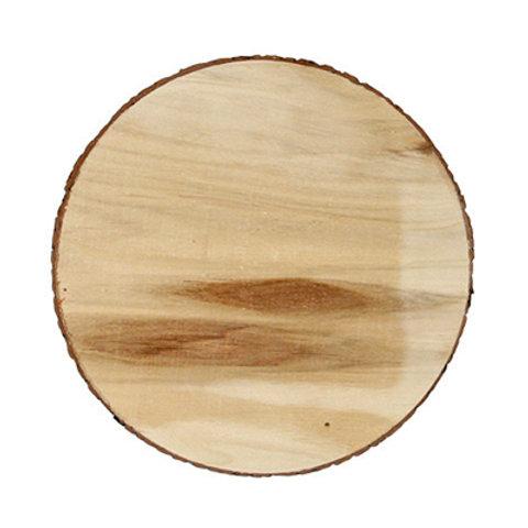 Holzscheibe D20cm