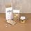 Thumbnail: Papiertüte braun, Lebensmittelecht 9x13cm, 60g/m2, SB-Btl 20Stück