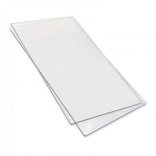 Sizzix Big Shot Cutting Pads Plus 22.23x38.10x0.32cm, 2Stk