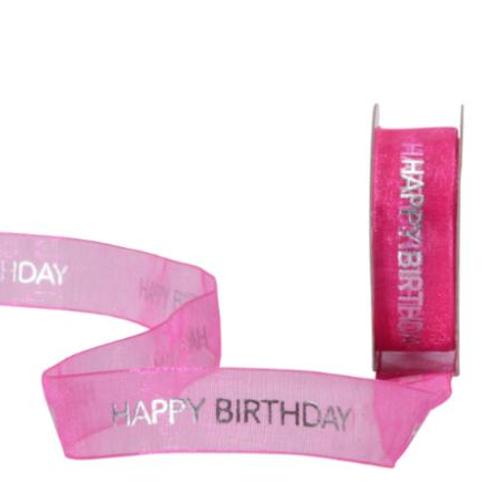 Cubino Happy Birthday 15mm, 3m