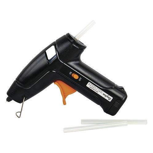Heissklebepistole, batteriebetrieben 13x14cm, Niedrigtemperatur