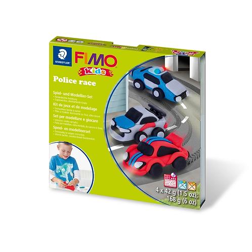 FIMO kids Form & Play Set Police Race