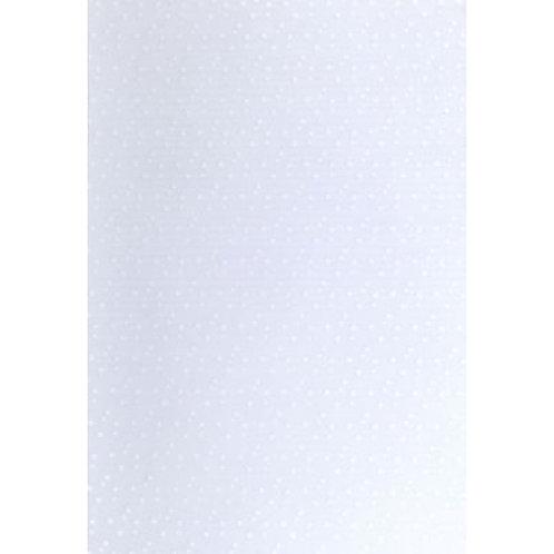 Artoz Transparentpapier,  Sterne weiss, A4 110gm2