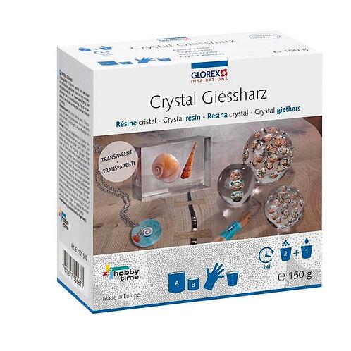 Crystal Giessharz, transparent, 300g