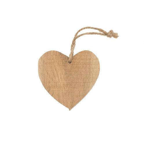 Holzhänger Herz