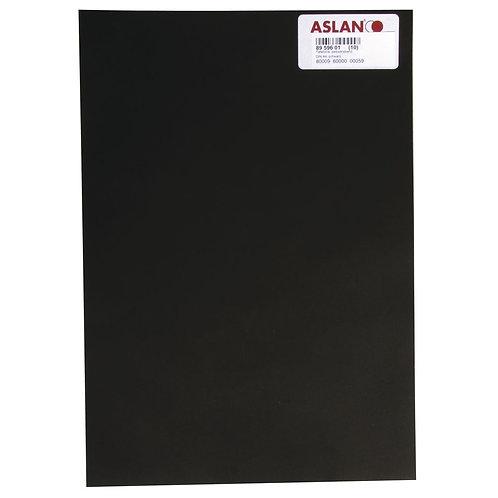 Tafelfolie, selbstklebend 20x30cm, schwarz