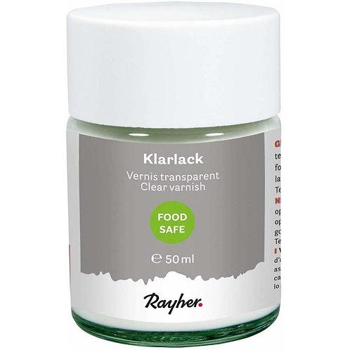 Klarlack food-safe Dose 50ml
